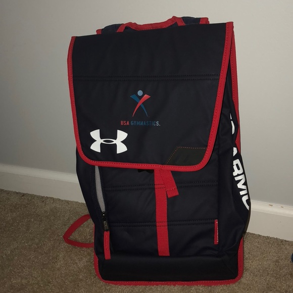 fb35f6072b Small Under Armour USA Gymnastics Bag. M 5b69038e1b16db3c71196154